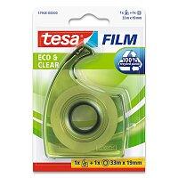 Lepící páska s odvíječem Tesa Film EcoClear