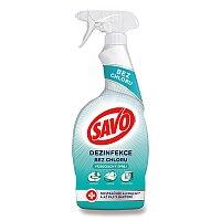 Víceúčelový sprej Savo dezinfekce