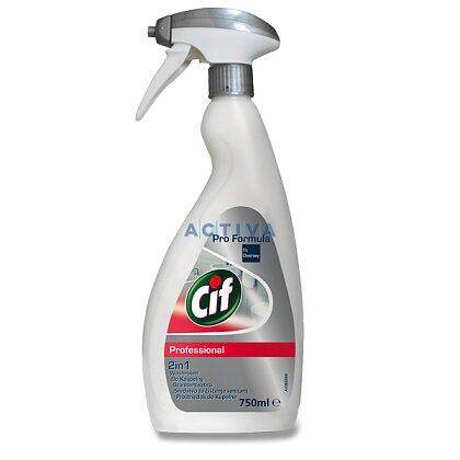 Obrázek produktu Cif koupelny - čisticí prostředek - 750 ml