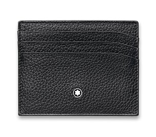 Pouzdro na kreditní karty Montblanc Meisterstück Soft Grain