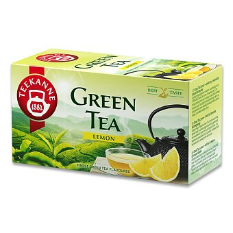 Obrázek produktu Zelený čaj Teekanne Green Tea Lemon - 20 sáčků