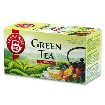 Obrázek produktu Zelený čaj Teekanne Green Tea Opuncia - 20 sáčků
