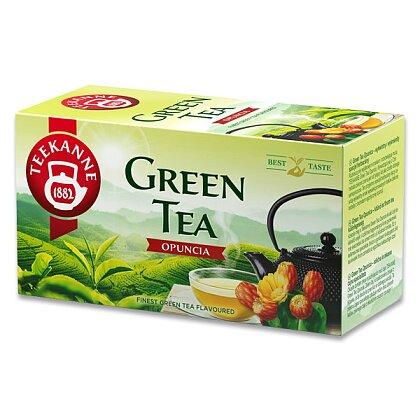 Obrázek produktu Teekanne - zelený čaj - Green Tea Opuncia