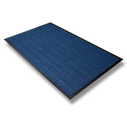 Obrázek produktu Coba Vyna-Plush - stírací rohož - 0,9 × 1,2 m, černo/modrá