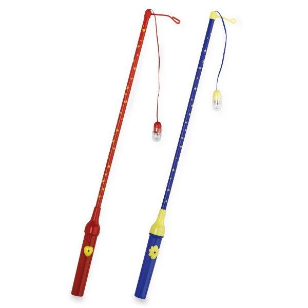 Držák lampionu se žárovkou délka 50 cm, mix barev.