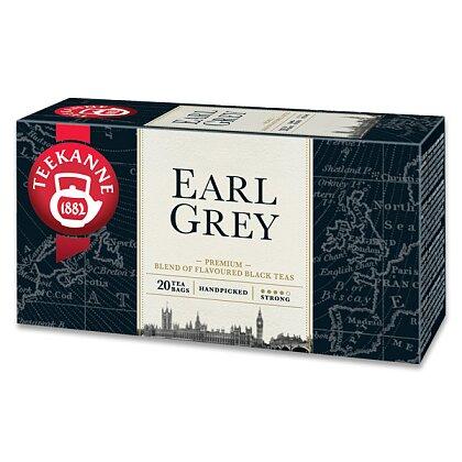 Obrázek produktu Teekanne - černý čaj -  Earl Grey, 20 ks