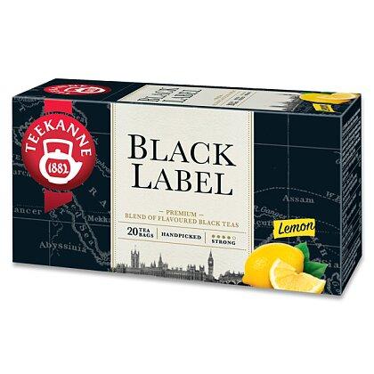 Product image Teekanne Lemon Tea - black tea with lemon