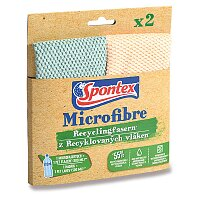 Mikroutěrka Spontex Microfiber Recycled