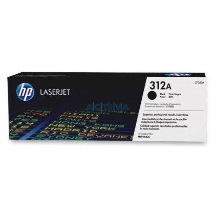 Obrázek produktu HP - toner CF380A, black (černý) pro laserové tiskárny
