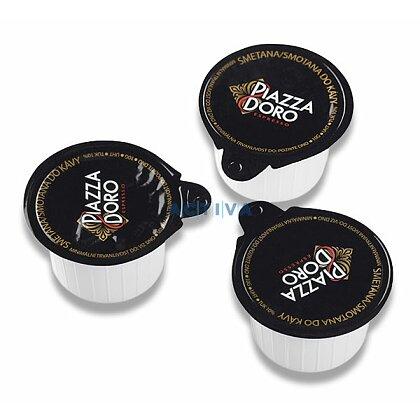 Obrázok produktu Piazza d´Oro - porciovaná smotana do kávy - 120 x 10 g
