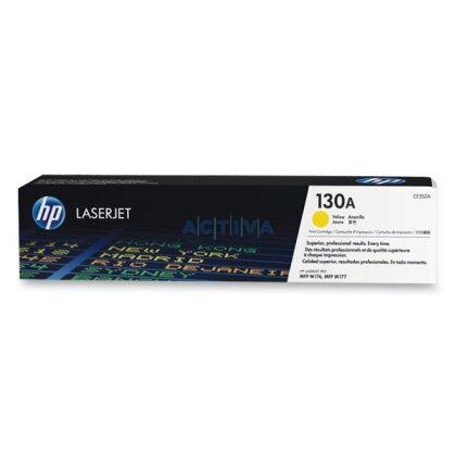 Obrázek produktu HP - toner CF352A, yellow (žlutý) pro laserové tiskárny