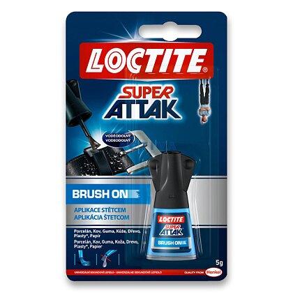 Product image Loctite Super Attak Brush On - super glue with brush - 5g