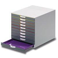 Zásuvkový box Durable Varicolor