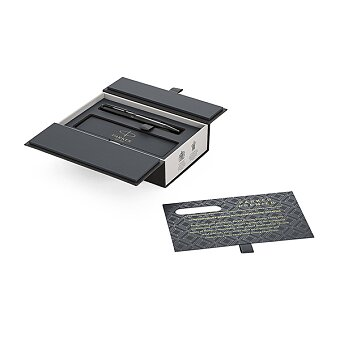 Obrázek produktu Parker Royal Premier Monochrome Black PVD - kuličková tužka