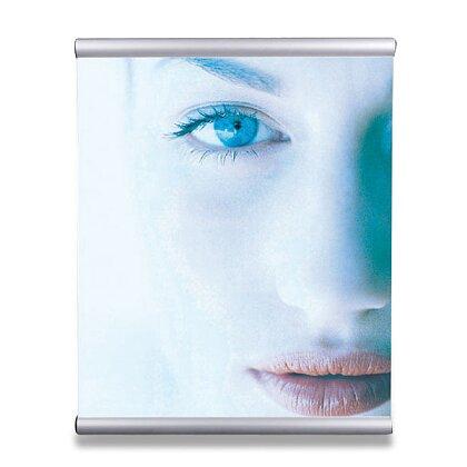 Obrázek produktu Poster Snapper - hliníkové lišty – A4, šířka 21 cm