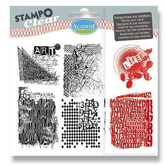 Obrázek produktu Razítka gelová Stampo Clear - Mixed Media