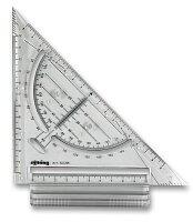 Geometrický trojúhelník Rotring Rapid
