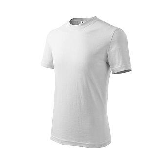 Obrázek produktu Tričko dětské Classic, velikost 158 cm (12 let), bílá