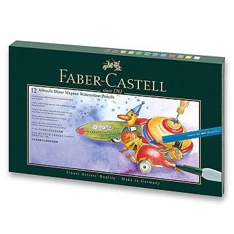 Obrázek produktu Akvarelové pastelky Faber-Castell Albrecht Dürer Magnus - dárková krabička, 12 barev