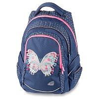 Školní batoh Walker Fame Magic Butterfly