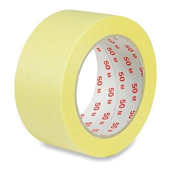 Obrázek produktu Krepová samolepicí páska Aero - 50 mm x 50 m