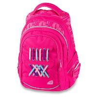 Školní batoh Walker Fame Laces Pink