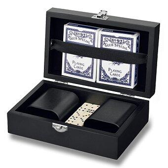 Obrázek produktu Juegos - dárková sada karet a kostek