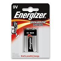 Alkalická baterie Energizer Power 9V