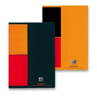 Obrázek produktu Šitá záznamní kniha Oxford Notebook - A4, 80 listů, linka nebo čtvereček