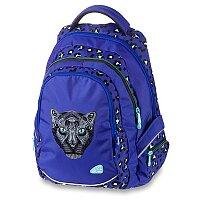 Školní batoh Walker Fame Blue Panther