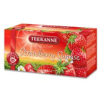 Ovocný čaj Teekanne  Strawberry Sunrise