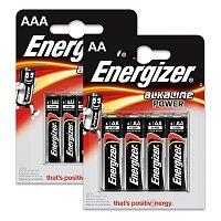 Alkalické baterie Energizer Power