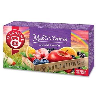 Obrázek produktu Ovocný čaj Teekanne  Multivitamin - 20 sáčků