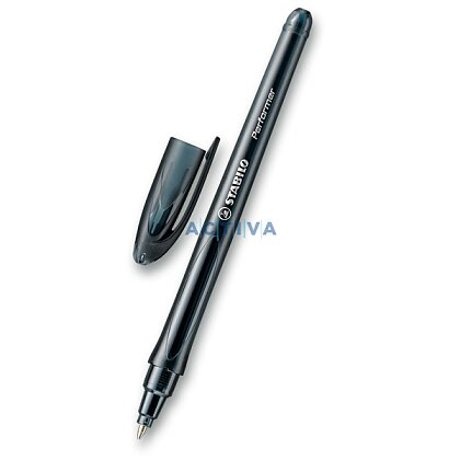 Obrázek produktu Stabilo Performer - jednorázová kuličková tužka - černá