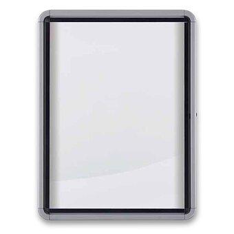 Obrázek produktu Exteriérová vitrína Nobo External case - magnetická, výběr rozměrů