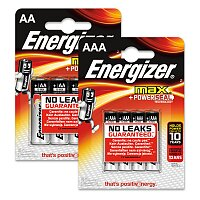 Alkalické baterie Energizer Max