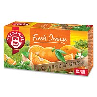 Ovocný čaj Teekanne  Fresh Orange