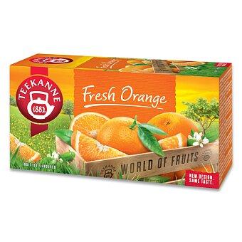 Obrázek produktu Ovocný čaj Teekanne  Fresh Orange - 20 sáčků