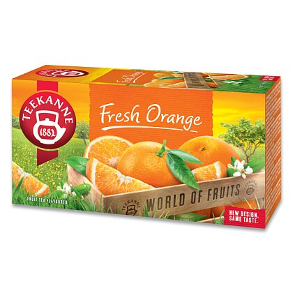 Obrázek produktu Teekanne - ovocný čaj - Fresh Orange - 20 ks