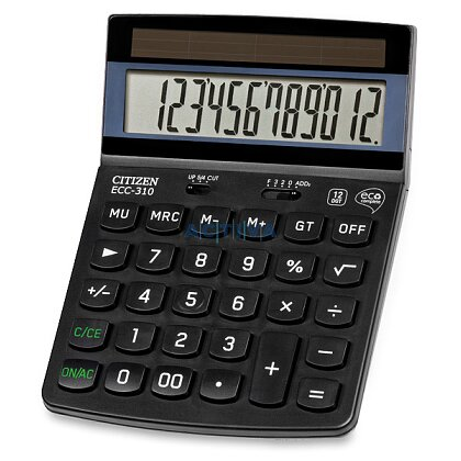 Product image Citizen ECC-310 - desk calculator
