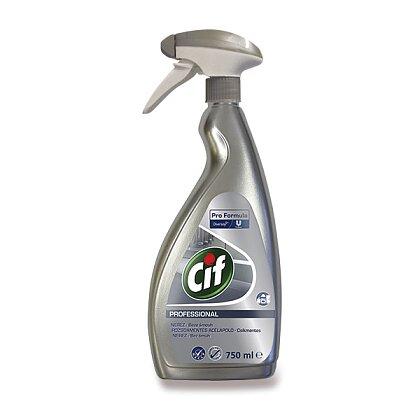 Obrázek produktu Cif nerez - čisticí prostředek - 750 ml