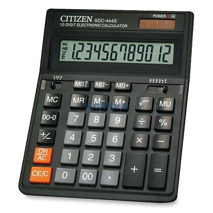 Obrázek produktu Citizen SDC-444S - stolní kalkulátor
