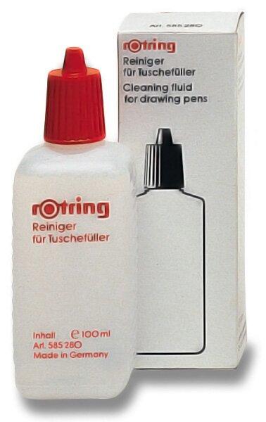 Čisticí kapalina na technická pera Rotring 100 ml