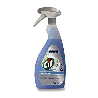 Obrázek produktu Čistící prostředek Cif Professional na okna - 750 ml