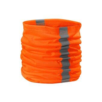 Obrázek produktu Šátek unisex HV Twister, fluorescenční oranžová