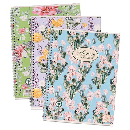 Product image Pigna Nature - spiral notebook