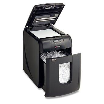 Obrázek produktu Skartovací stroj Rexel Auto+ 130X - automat, př. řez 4 x 40 mm