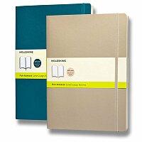 Zápisník v měkkých deskách MOLESKINE