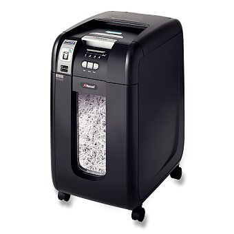 Obrázek produktu Skartovačka Rexel Auto+ SmarTech 300X - automat, př. řez 4x 40 mm, bezdrátové připojení