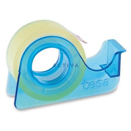 Obrázek produktu Tesa Standard - samolepicí páska - 15 mm × 10 m, 1 ks + odvíječ